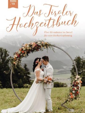 Tiroler Hochzeitsbuch 2020/21